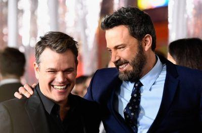 Affleck and Damon Executive Producing Showtime's City on a Hill