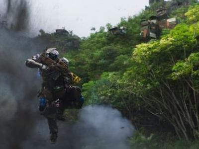 Anthem Conviction Is A Live-Action Trailer From The Director Of Elysium