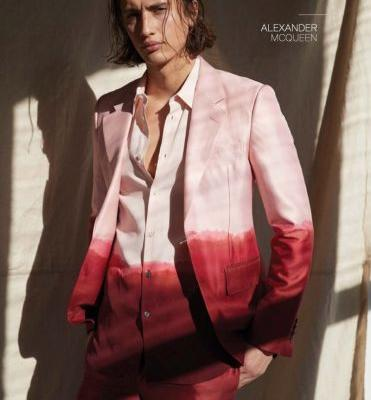 James Dons Spring Suits + More for GQ Style México