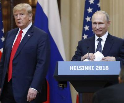 Putin calls first summit with Trump 'successful'