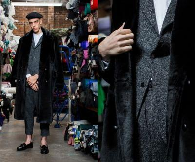 Clothsurgeon Fuses Sportswear and Tailoring for Fall/Winter 2017