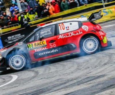 Sébastien Loeb Proves He's The GOAT, Wins Rally Catalunya After Five Year Hiatus