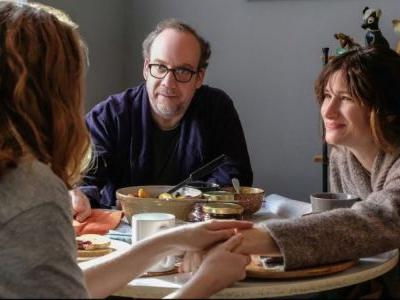 Private Life Trailer: Sometimes It Takes Three to Make a Family