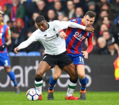 Liverpool equal top-flight record with Salah-inspired win at Palace