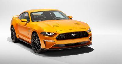 Do You Like The Way The 2018 Ford Mustang Looks?