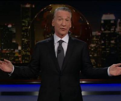 Bill Maher Mulls Penetration Between Trump And Putin on 'Real Time'
