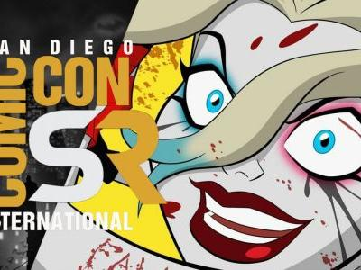 Harley Quinn Trailer Promises Zany R-Rated Harley Quinn Animated Show