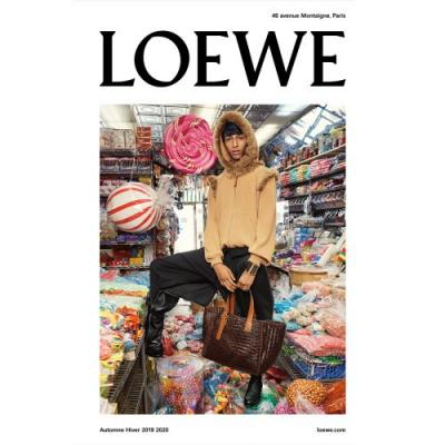 Loewe Preview Their AW19 Menswear Collection Ahead of Their Paris Show