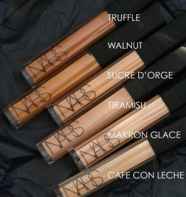 NARS Radiant Creamy Concealer Update: Six New Shades Join the Full-Coverage Crew