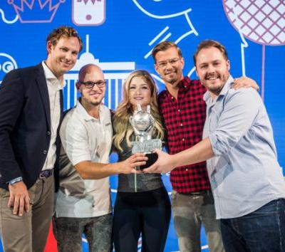 Pitch your startup to snag €3 million in TV advertising