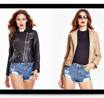 Classical And Sexy Women's Jackets   Fashion Trend From Sevengrils