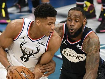 NBA All-Star game 2020 live stream: how to watch Team LeBron vs Team Giannis from anywhere tonight