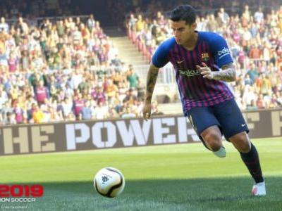 Japanese Sales Chart: PES 2019 Scores