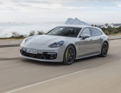 2018 Porsche Panamera Turbo S E-Hybrid Sport Turismo First Drive: The One with Everything