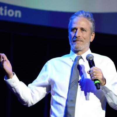 Jon Stewart Drums On Defunct NJ Band's New Charity Single