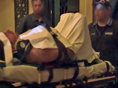 Who Goes to the Hospital on The Bachelorette? Let's Investigate That Dramatic Footage