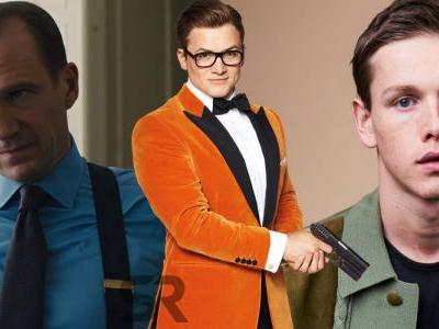 Kingsman Prequel Will Reportedly Star Ralph Fiennes & Harris Dickinson