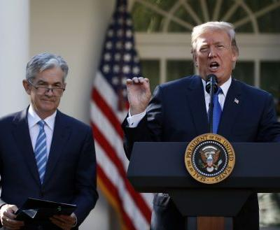 Trump steps up pressure on Fed, calls for interest-rate cuts