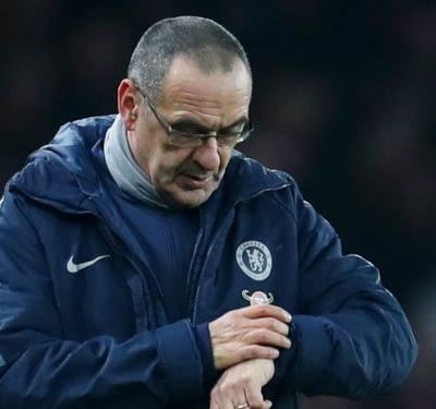'Sarri madness will soon spark exit talk' - Chelsea have been found out, says Le Saux