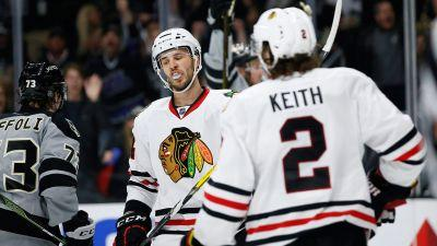 Blue line depth Chicago's biggest obstacle heading into Cup quest