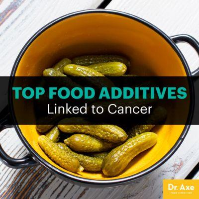 Common Food Additive Promotes Colon Cancer in Mice