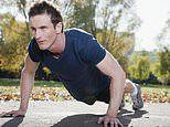 Men who can do over 40 push-ups are at a 96% lower risk of heart disease, study finds