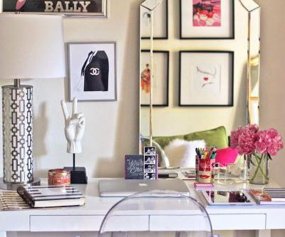 30 Lovely Cute Office Desk Decor Pictures