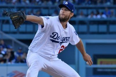Dodgers, Kershaw go for series win vs. Angels
