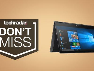 The HP Envy x360 with a $200 discount is one of the best 4th of July laptop deals