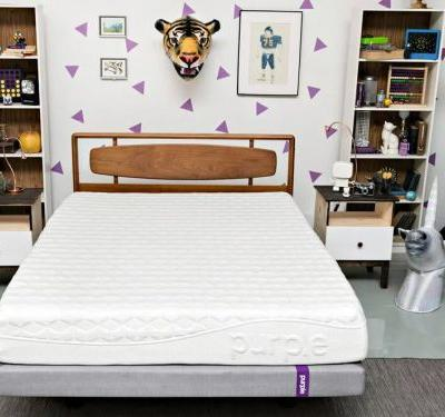 I slept on a mattress from popular online startup Purple for 6 months - and it's not just another big slab of memory foam