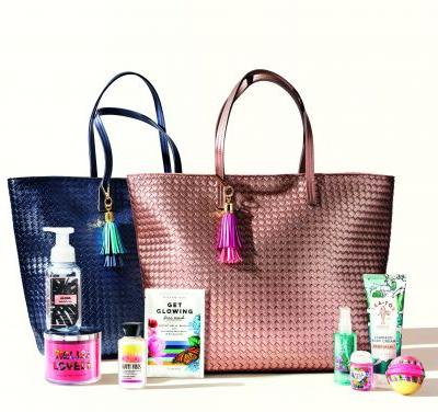 The Bath & Body Works Mother's Day Tote Bag Is Back - and MERMAID-Themed!