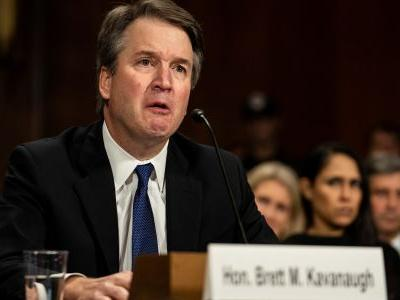 Senate committee about to take high-stakes vote to advance Kavanaugh after day of drama
