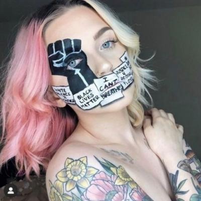 'I can't breathe' beauty looks are the last thing we need right now