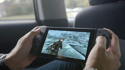 Skyrim Is Coming to the Nintendo Switch