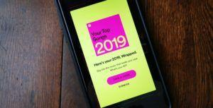 Spotify releases personalized 2019 Wrapped playlists