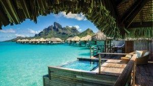 Four Seasons Resort Bora Bora Named 1 Top Epic Stay Hotel in the World by AFAR