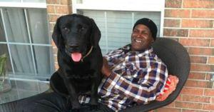 Innocent Man Exonerated After 38 Years Goes Home With Dog He Raised In Prison