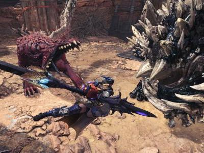 Monster Hunter World Upcoming Weapon Changes Revealed