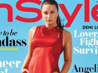 Must Read: Demi Lovato Covers 'InStyle,' Abercrombie & Fitch Q4 Earnings Beat Expectations