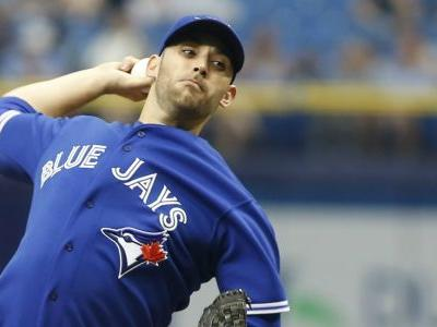 Blue Jays, P Marco Estrada near contract extension, report says
