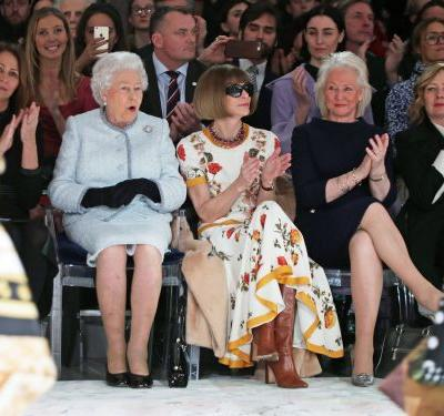 Why Queen Elizabeth Just Attended Her First-Ever Fashion Show At Age 91