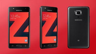 Samsung's Galaxy Z4 is the new mid-range Tizen phone set to debut in India