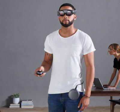 Magic Leap is reportedly in talks to raise $400 million from Saudi Arabia's sovereign wealth fund