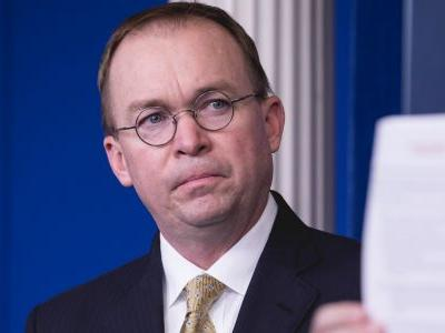 Mick Mulvaney publicly confirms Trump held up Ukraine aid for political gain