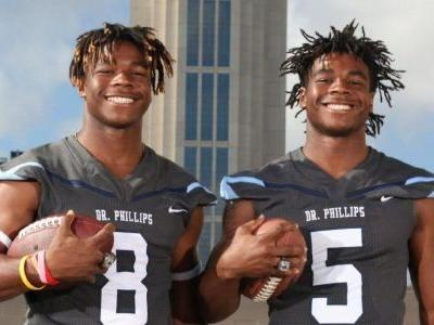 State champ Dr. Phillips twins strive for more success