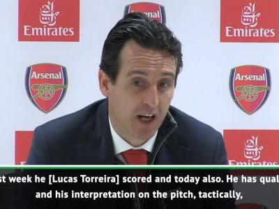 Emery wants Torreira to 'break every expectation' at Arsenal