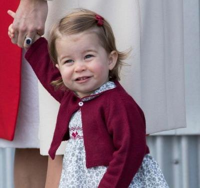 Princess Charlotte just became a middle child - here's what that could mean for her future