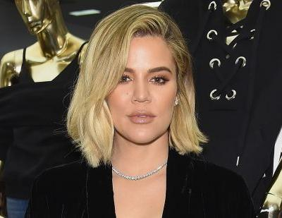 Khloé Kardashian Hints at Her Pregnancy Through the Reflection of Her Sunglasses!