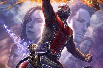 Ant-Man and the Wasp Comic-Con Poster Revealed!