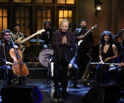 Watch Paul Simon's Record-Breaking 9th SNL Performance